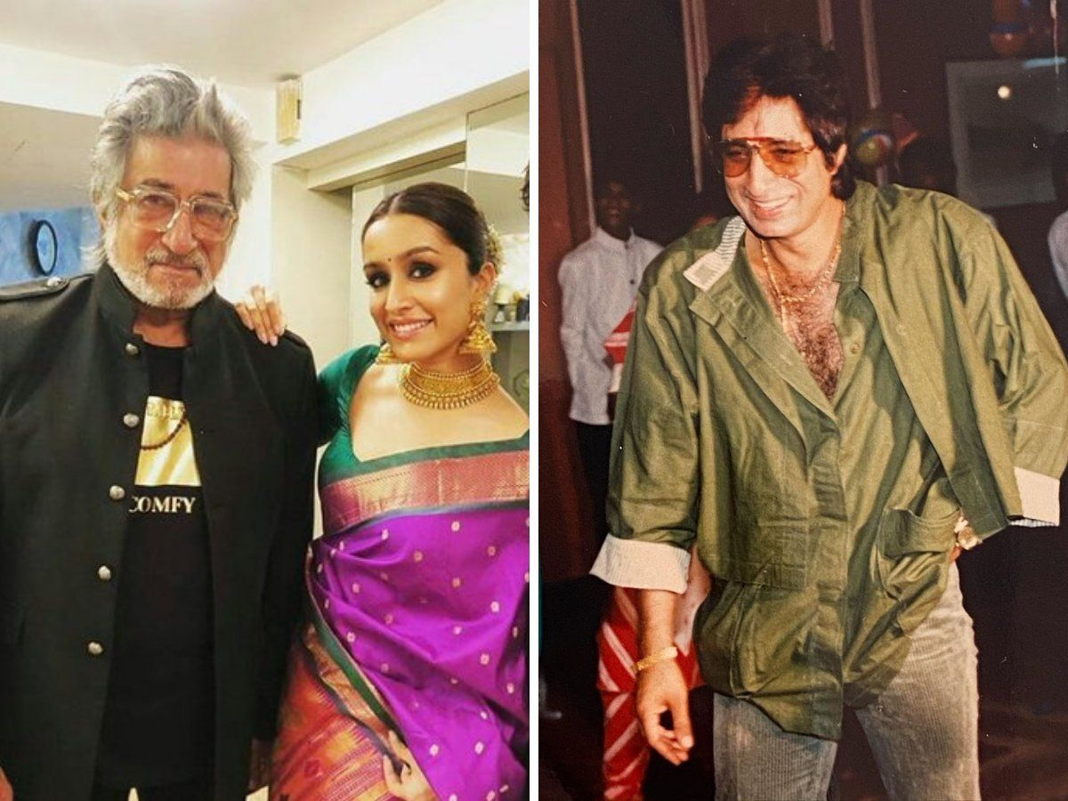 Shakti Kapoor shared the picture