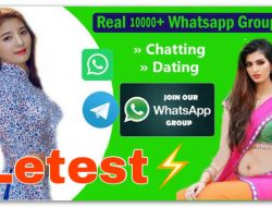 10,000 active WhatsApp Group links